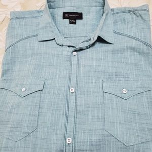 NWT INC Adjustable Sleeve Shirt